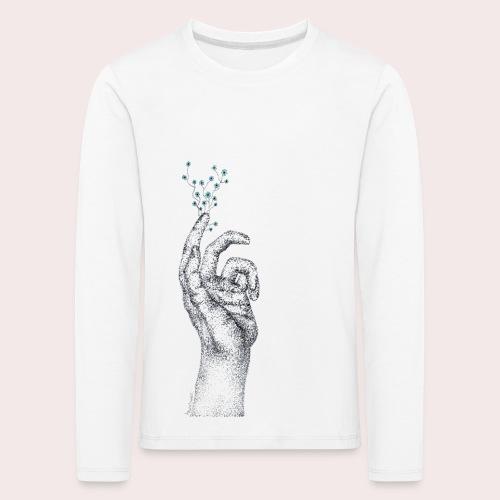 Skammen är inte din - Långärmad premium-T-shirt barn