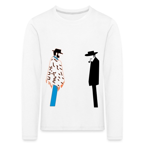 Bad - T-shirt manches longues Premium Enfant
