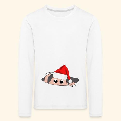 Baby Nikolaus - Kinder Premium Langarmshirt