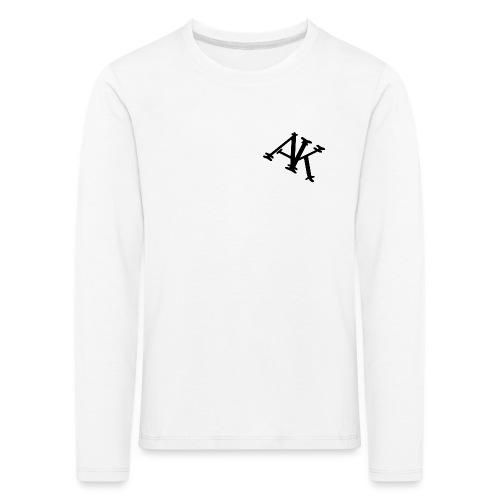 Brand logo - Kinderen Premium shirt met lange mouwen