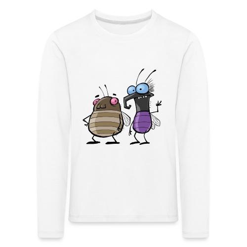 Teenager Premium Langarmshirt Insekten - Kinder Premium Langarmshirt