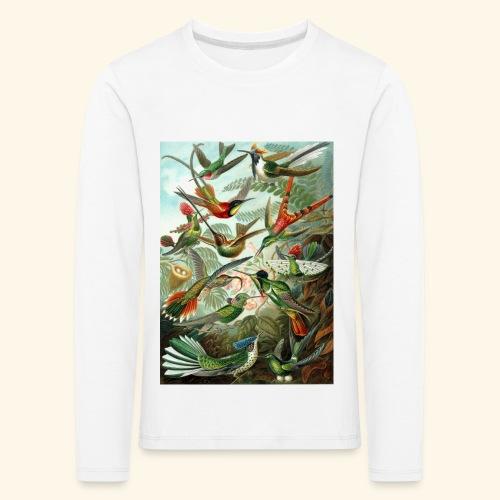 Graphic Vintage par Tinarra - T-shirt manches longues Premium Enfant