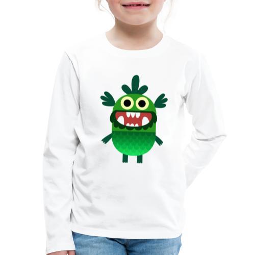 Your Monster - Kids' Premium Longsleeve Shirt