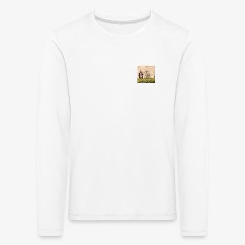 FLO - Moi, je dis - T-shirt manches longues Premium Enfant