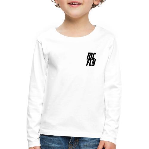 MC FLY - Kinder Premium Langarmshirt