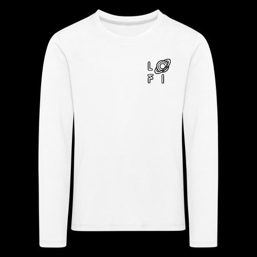 PLANET LOFI - Kids' Premium Longsleeve Shirt