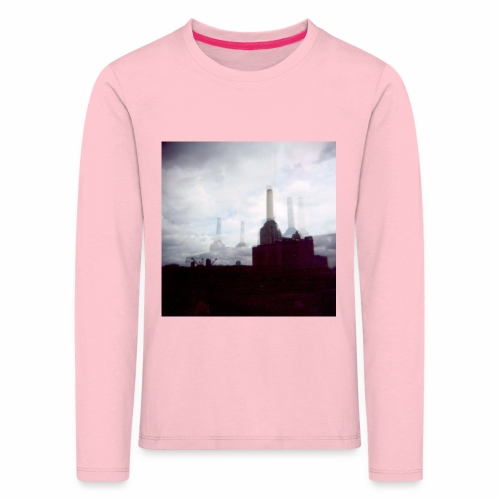 Original Artist design * Battersea - Kids' Premium Longsleeve Shirt