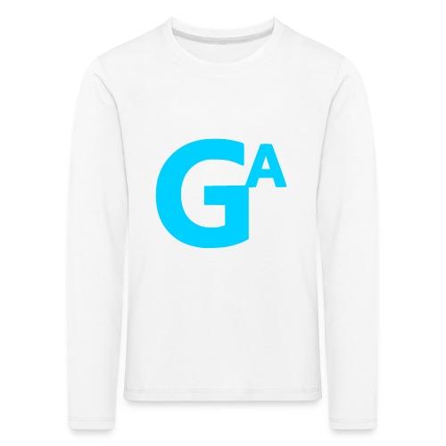 Winter limited edition - Kinderen Premium shirt met lange mouwen