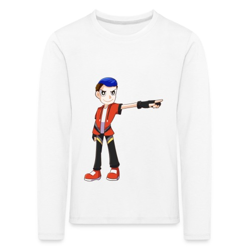 Terrpac - Kids' Premium Longsleeve Shirt