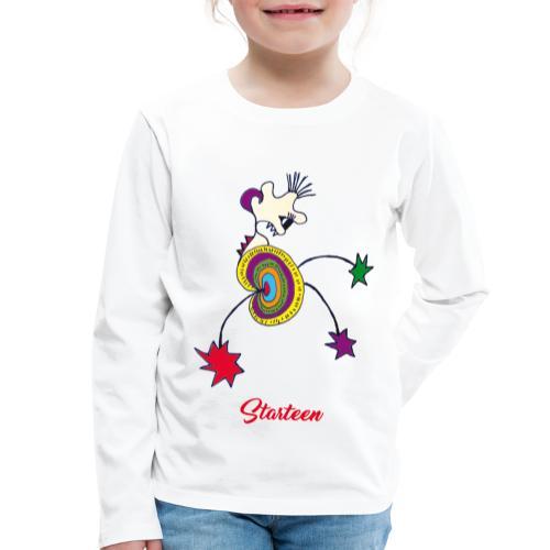 Starteen - T-shirt manches longues Premium Enfant