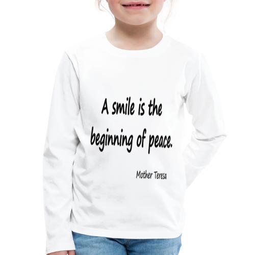 1 05 2 - Kids' Premium Longsleeve Shirt