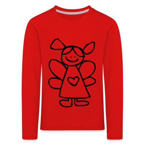 belinda's engeltje - Kinderen Premium shirt met lange mouwen