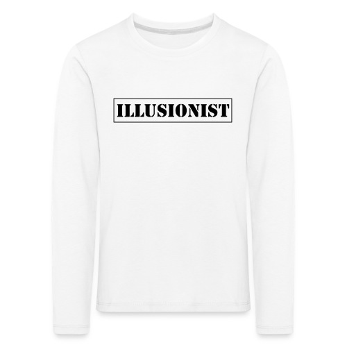 Illusionist - Kids' Premium Longsleeve Shirt