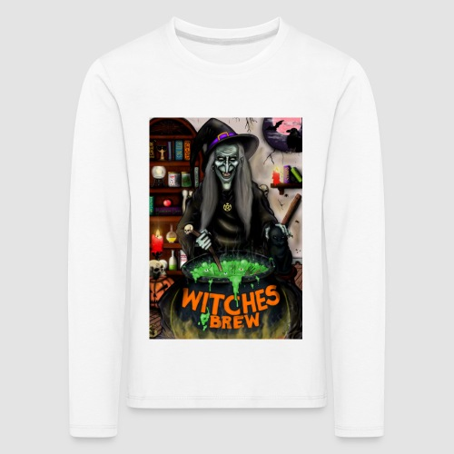 The Witch - Kids' Premium Longsleeve Shirt