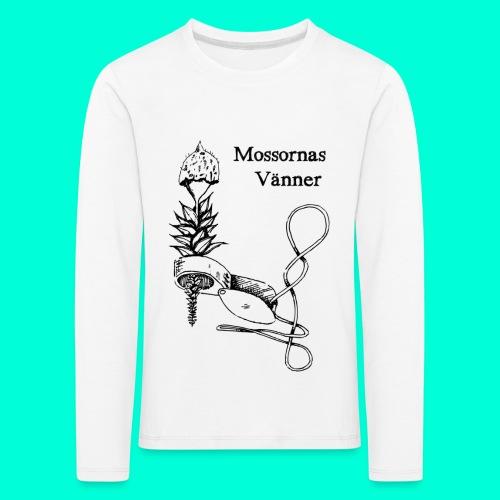 mossvanner - Långärmad premium-T-shirt barn
