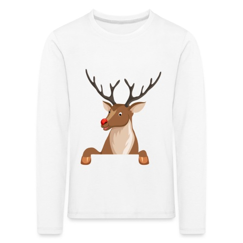 Caribou 6 - T-shirt manches longues Premium Enfant