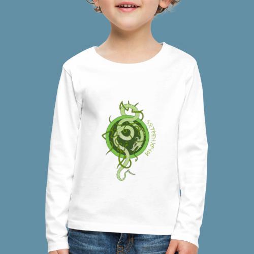 Jormungand logo png - Maglietta Premium a manica lunga per bambini