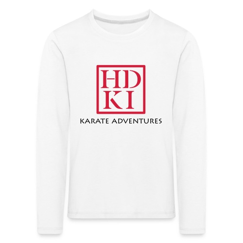 Karate Adventures HDKI - Kids' Premium Longsleeve Shirt