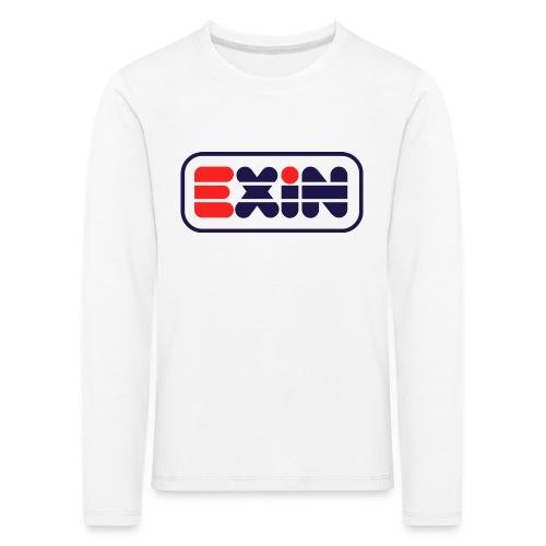 Logo EXIN - Camiseta de manga larga premium niño