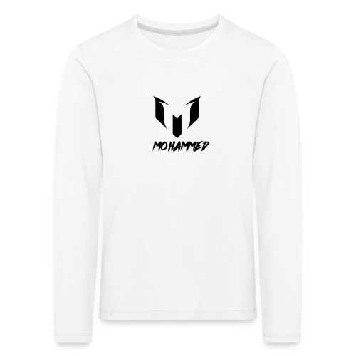 mohammed yt - Kids' Premium Longsleeve Shirt
