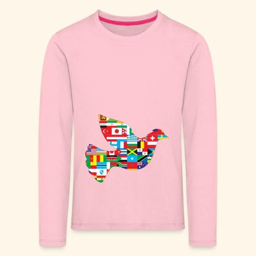countrys t-shirt - Camiseta de manga larga premium niño