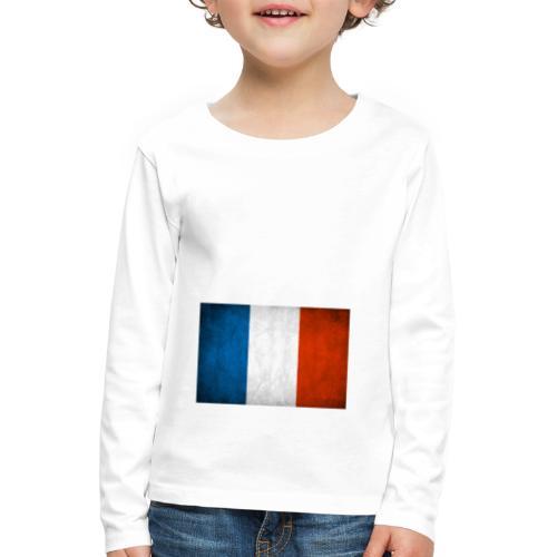 FRANCE - T-shirt manches longues Premium Enfant