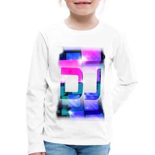 DJ by Florian VIRIOT - T-shirt manches longues Premium Enfant