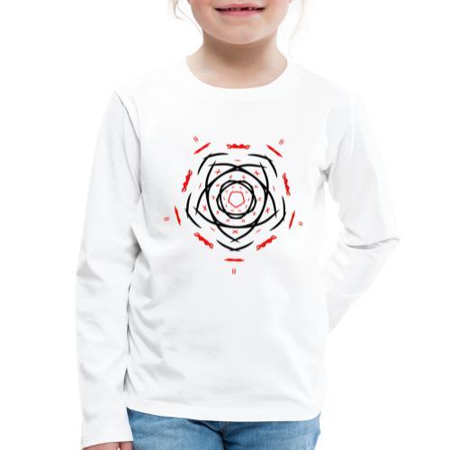 Symbol - Camiseta de manga larga premium niño