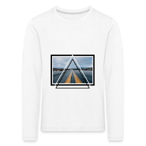 On the Road - T-shirt manches longues Premium Enfant
