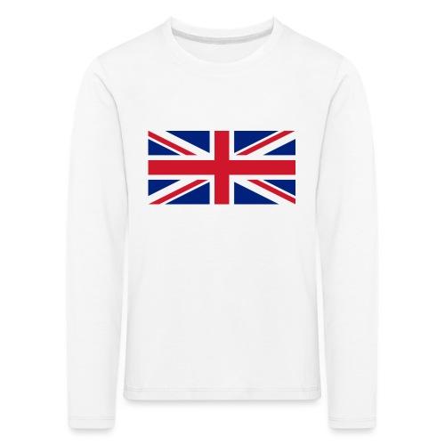 United Kingdom - Kids' Premium Longsleeve Shirt