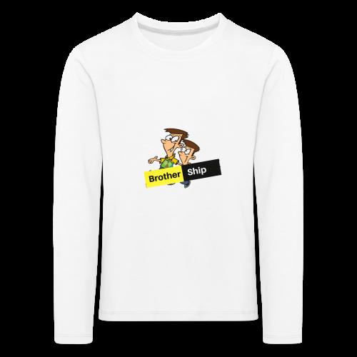 Nieuwe kleding met nieuwe producten! - Kinderen Premium shirt met lange mouwen