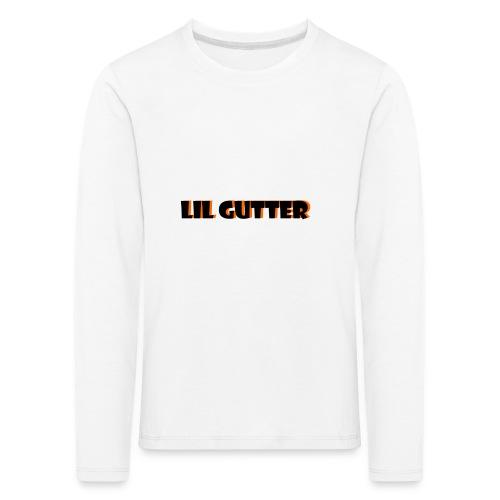 lil gutter sim - Børne premium T-shirt med lange ærmer