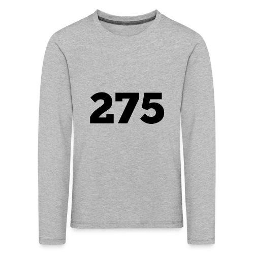 275 - Kids' Premium Longsleeve Shirt
