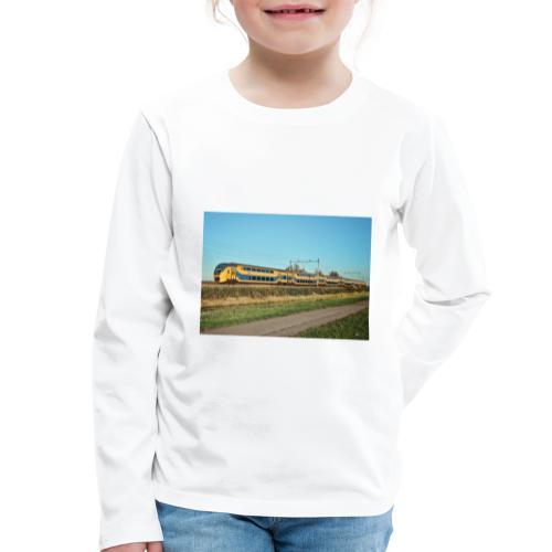Intercity in Oostzaan - Kinderen Premium shirt met lange mouwen