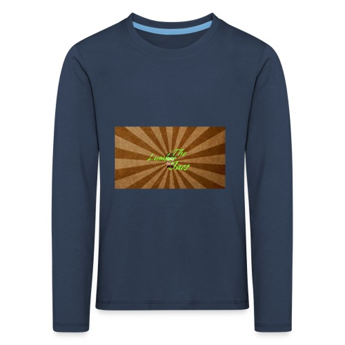 THELUMBERJACKS - Kids' Premium Longsleeve Shirt