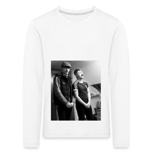 El Patron y Don Jay - Kids' Premium Longsleeve Shirt