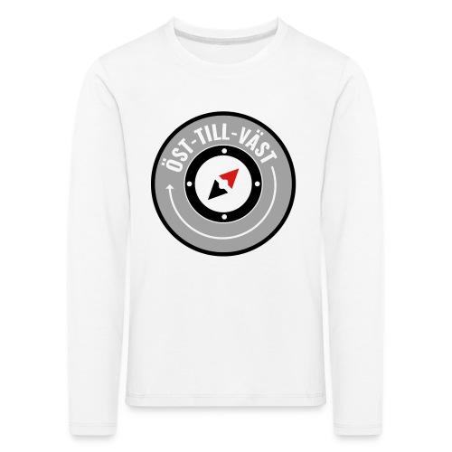 otvlogo - Långärmad premium-T-shirt barn
