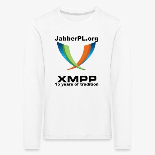 JabberPL.org XMPP - Kids' Premium Longsleeve Shirt