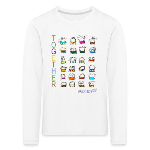 Together - Kinder Premium Langarmshirt
