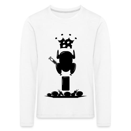 Bella maglietta per le donne 2 - Maglietta Premium a manica lunga per bambini