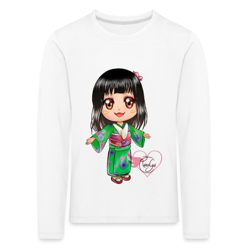 Rosalys crossing - T-shirt manches longues Premium Enfant