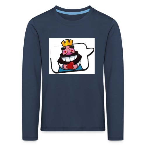 Cartoon - Maglietta Premium a manica lunga per bambini