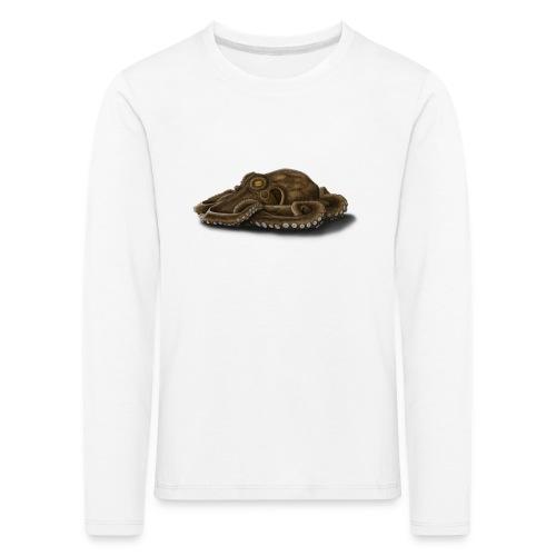 Oktopus - Kinder Premium Langarmshirt