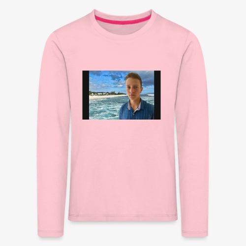 Leman974 (photoshop) - T-shirt manches longues Premium Enfant