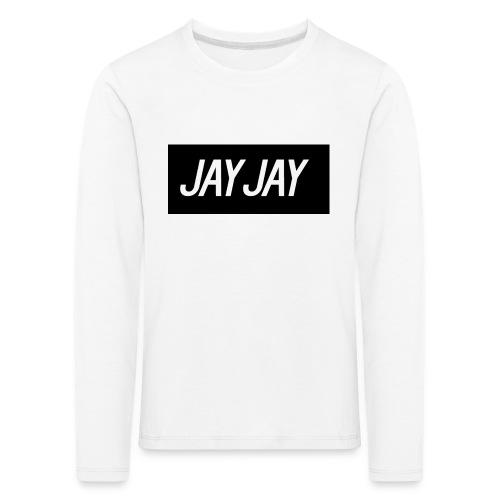Plain JayJay Logo - Kids' Premium Longsleeve Shirt