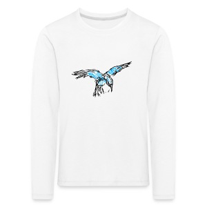 Crow Technological - Kids' Premium Longsleeve Shirt