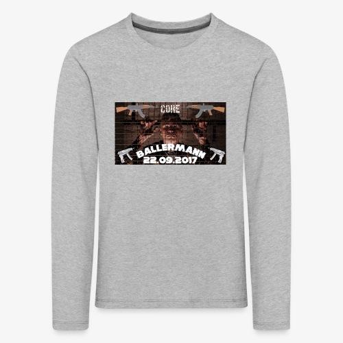 Album - Kinder Premium Langarmshirt