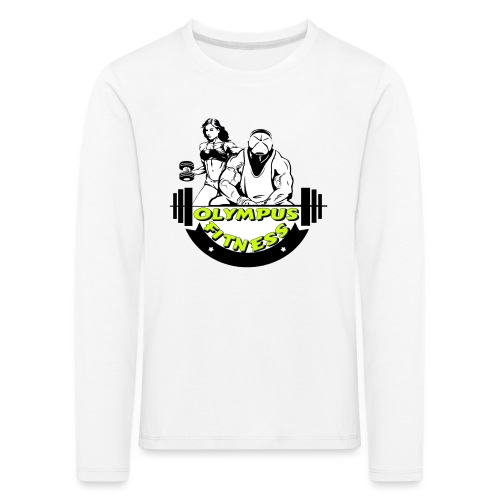 iPiccy Design - Maglietta Premium a manica lunga per bambini
