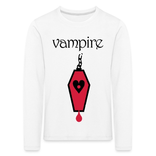 Vampire - Kids' Premium Longsleeve Shirt
