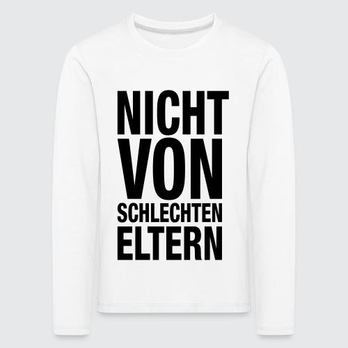 eltern - Kinder Premium Langarmshirt